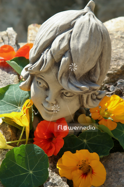 Garden sculpture for decoration (102119)